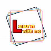 Learn with me 14 Logo