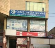 Godwit Overseas Education Logo