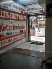 AmCan Immigration & Education Consultants Pvt. Ltd. Logo