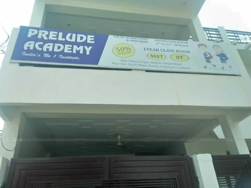 Prelude Academy Logo