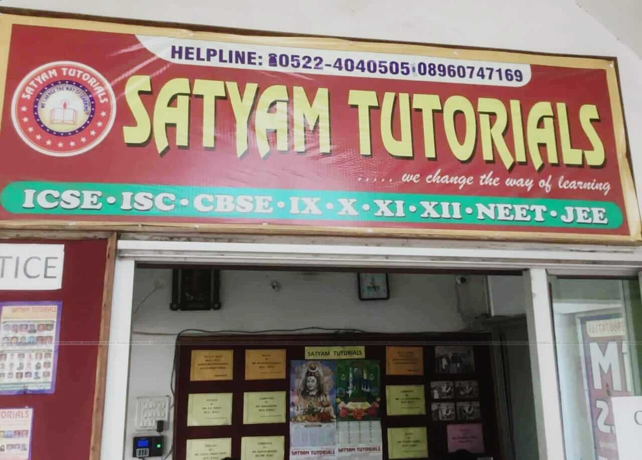 Satyam Tutorials Logo