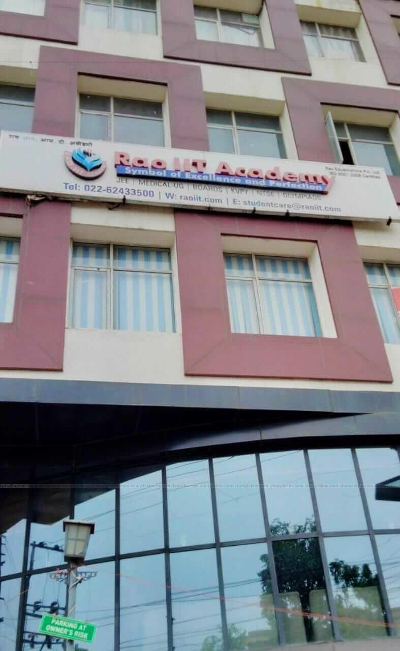Rao IIT Academy Logo