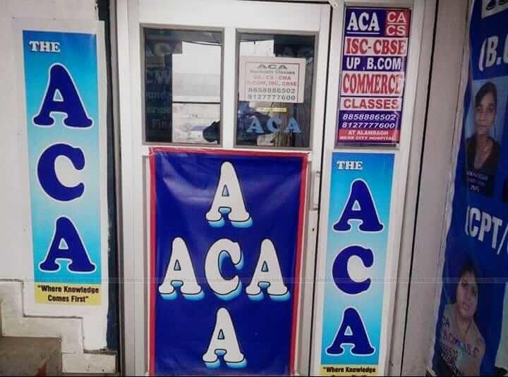 ACA ACCOUNTS CLASSES Logo