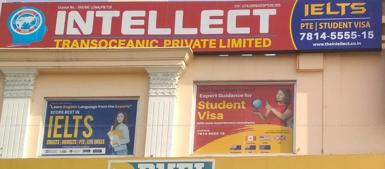 INTELLECT TRANSOCEANIC PRIVATE LIMITED Logo