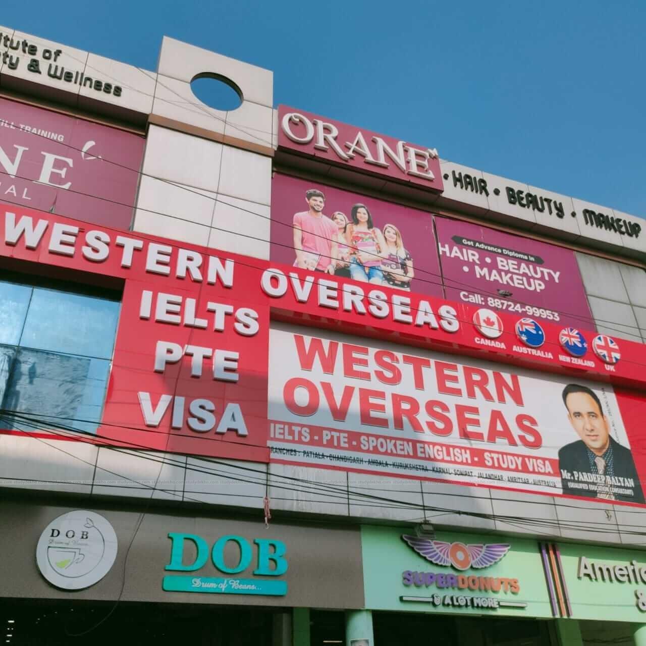 Western Overseas Logo