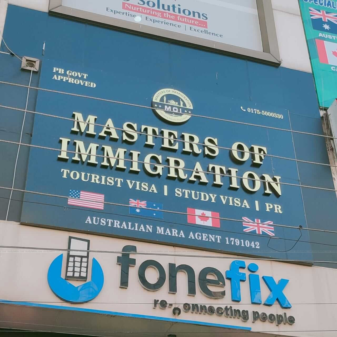 MASTERS OF IMMIGRATION Gallery