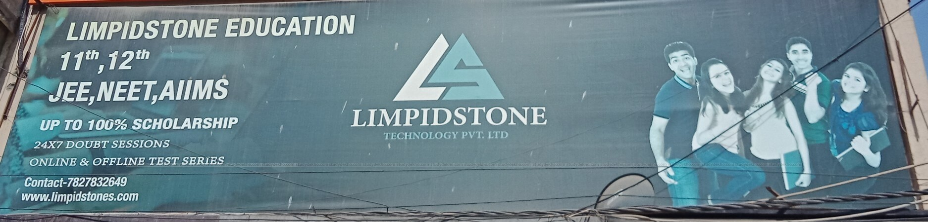 LIMPIDSTONE EDUCATION Logo