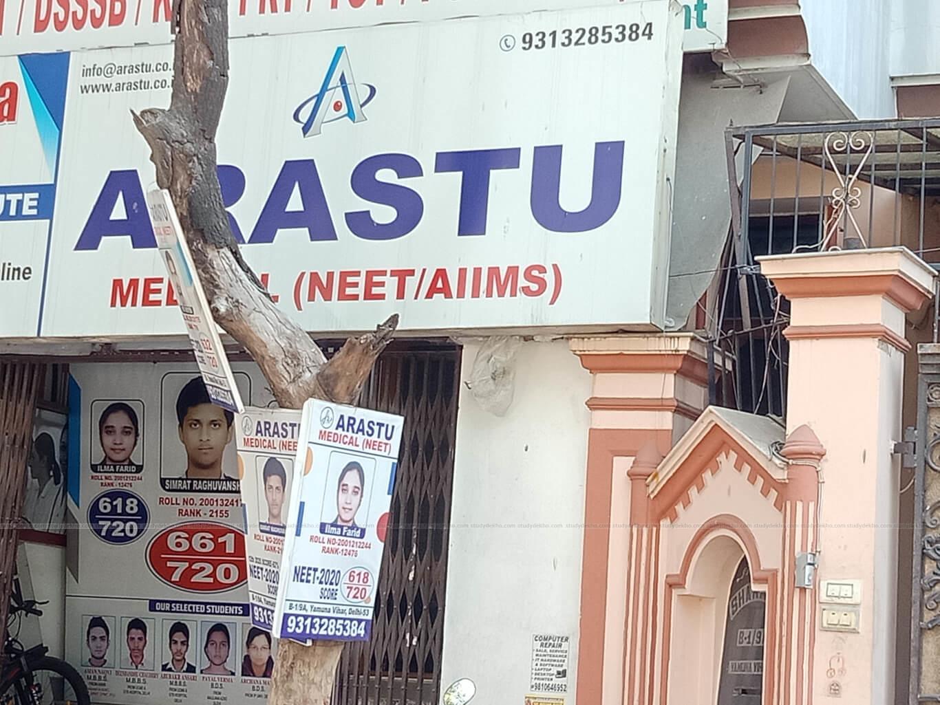 ARASTU Logo
