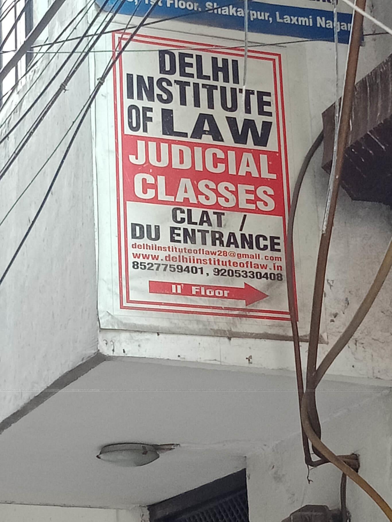 DELHI INSTITUTE OF LAW Gallery