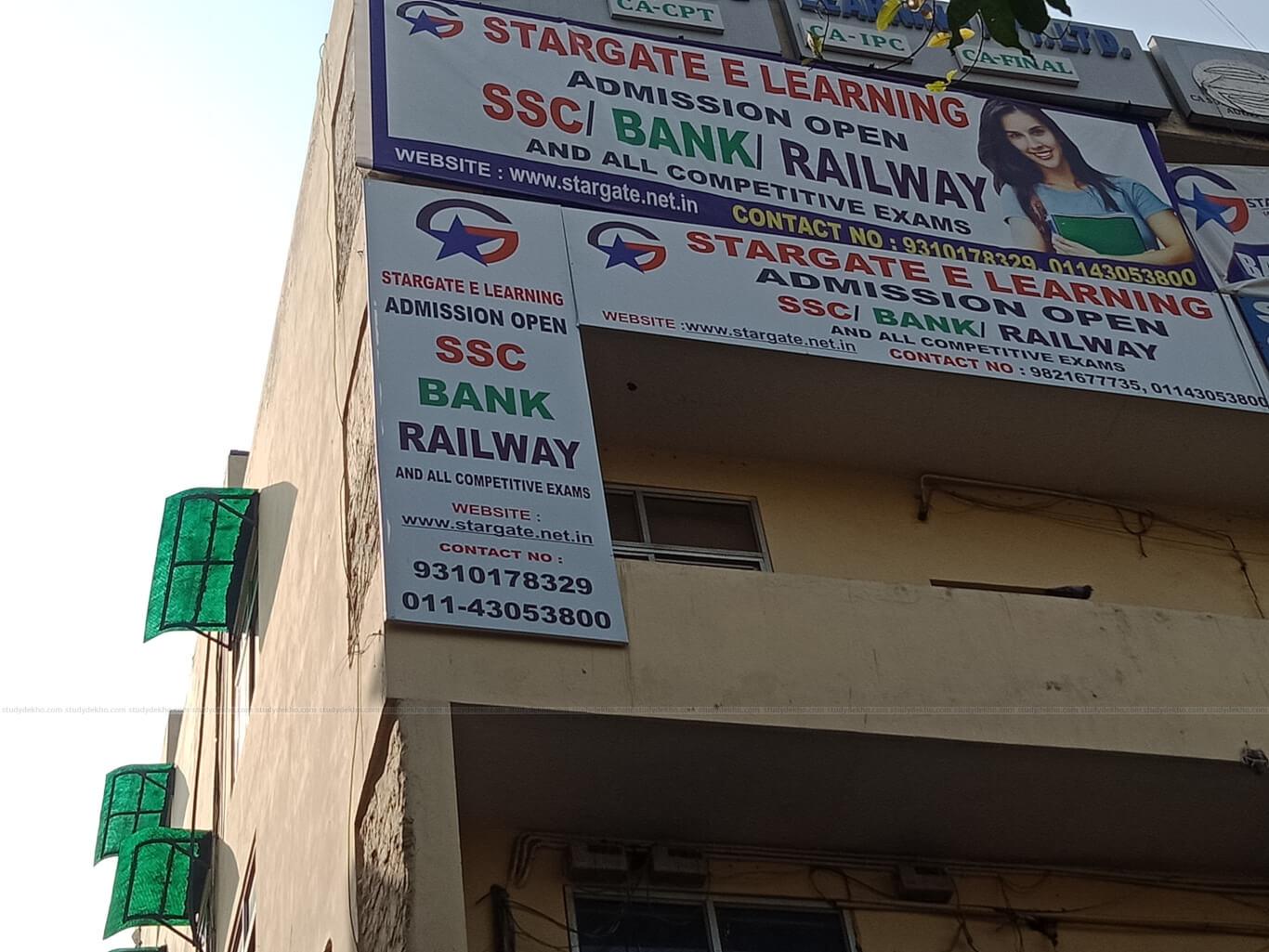 STARGATE E LEARNING Logo