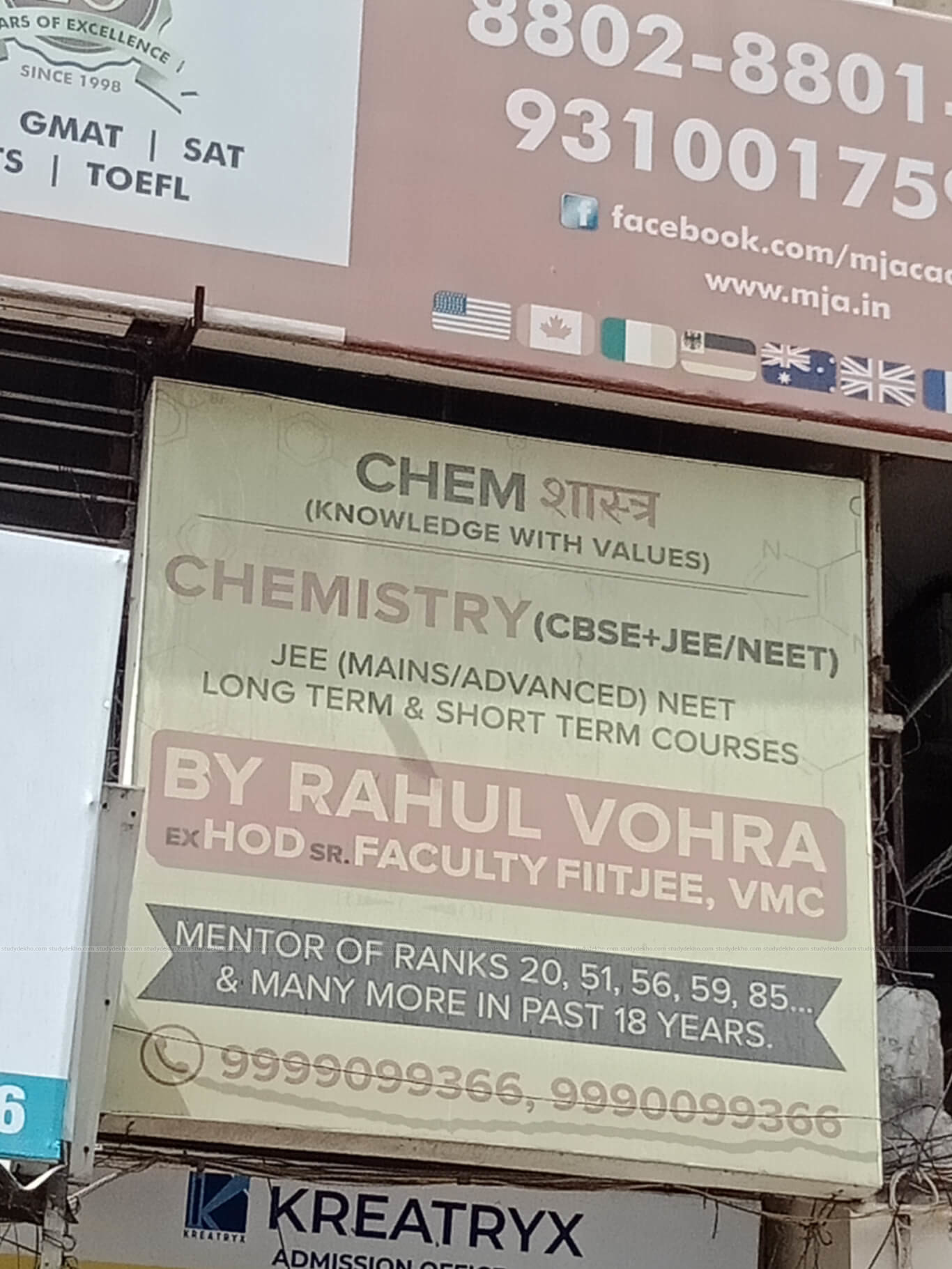 Chemshastra by Rahul Vohra Gallery