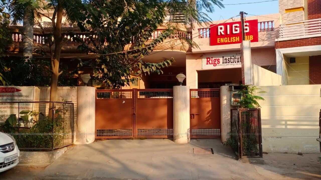 RIGS IELTS Gallery