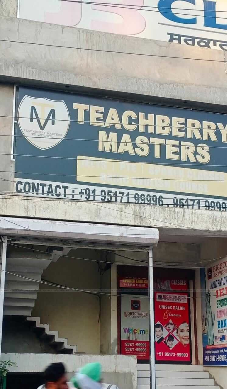 Teachberry Masters Gallery