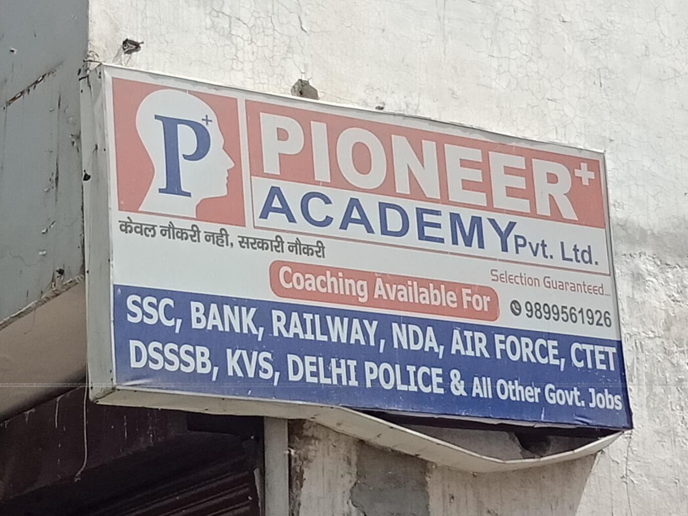 Pioneer Academy Gallery