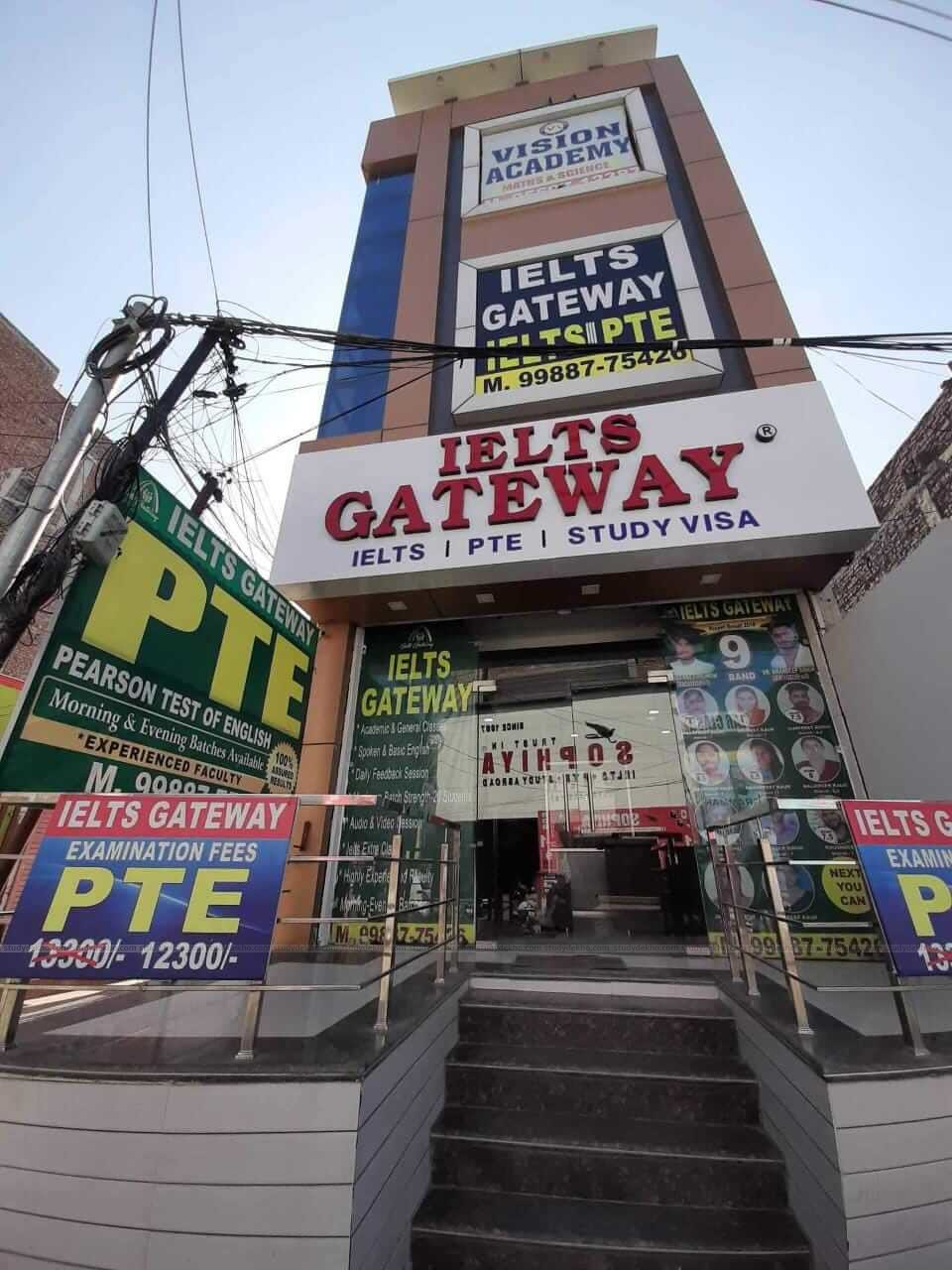 Ielts Gateway Logo