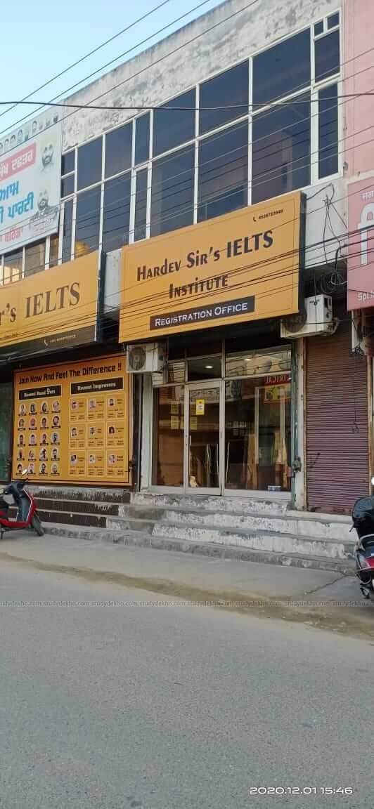 Hardev Sir's IELTS Institute Gallery