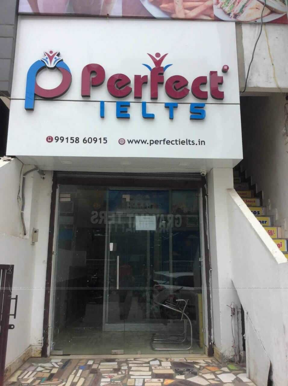 Perfect IELTS Gallery