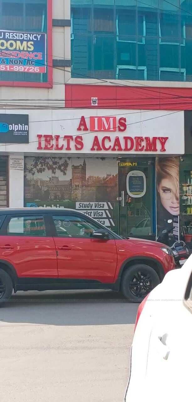 AIMS IELTS ACADEMY Logo