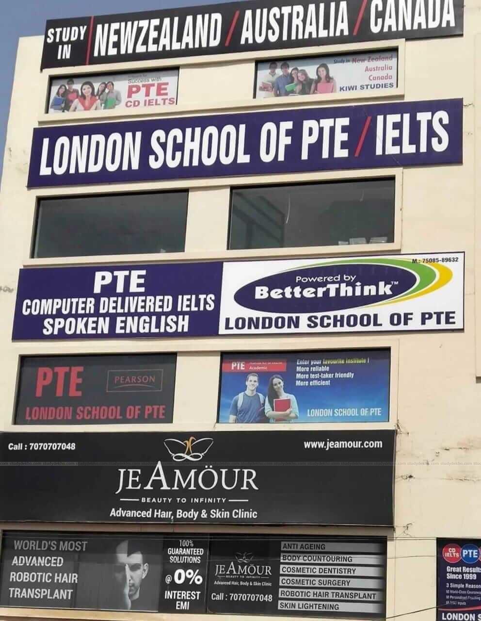 London School of PTE / IELTS Gallery