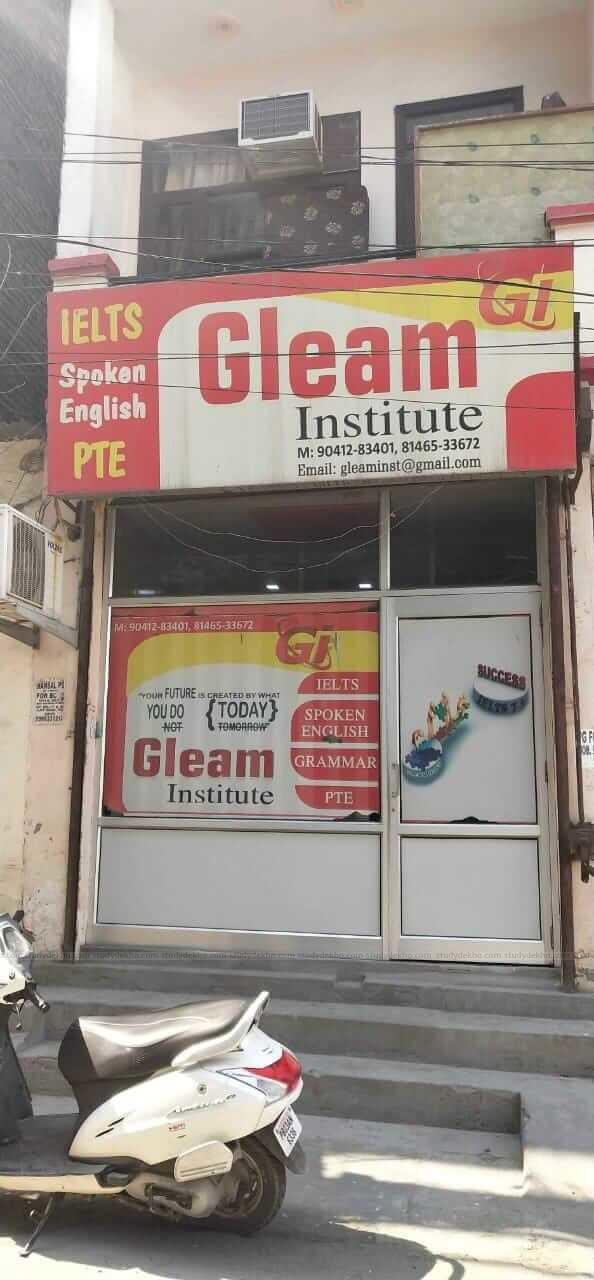 Gleam IELTS & Immigration Logo