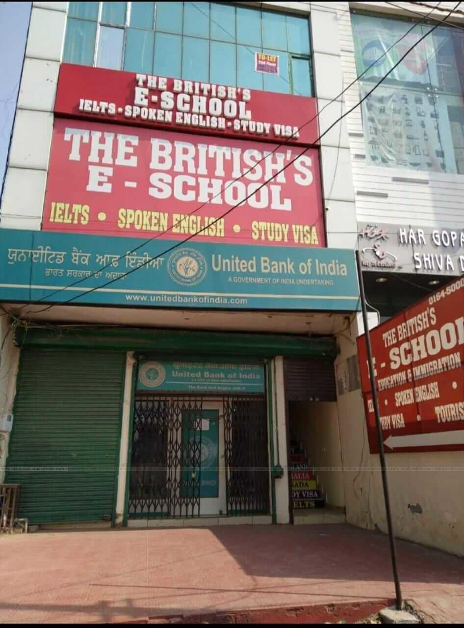 The British's e-School Gallery