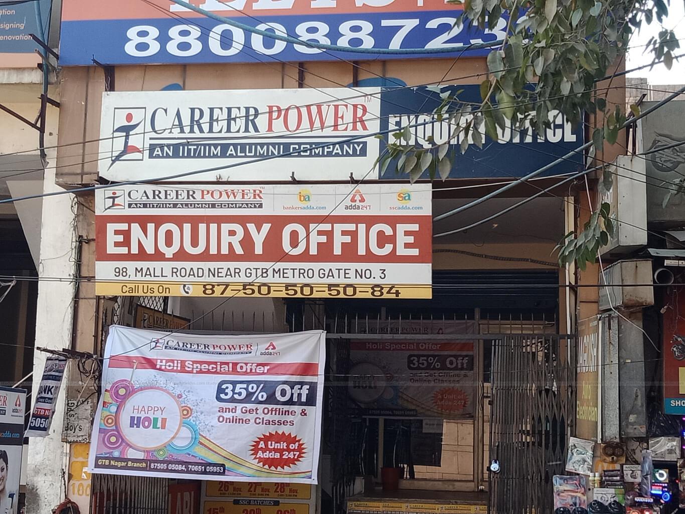 Career Power Gallery