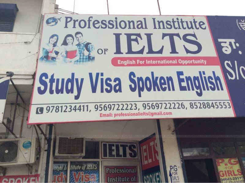 Professional Institute of IELTS Gallery