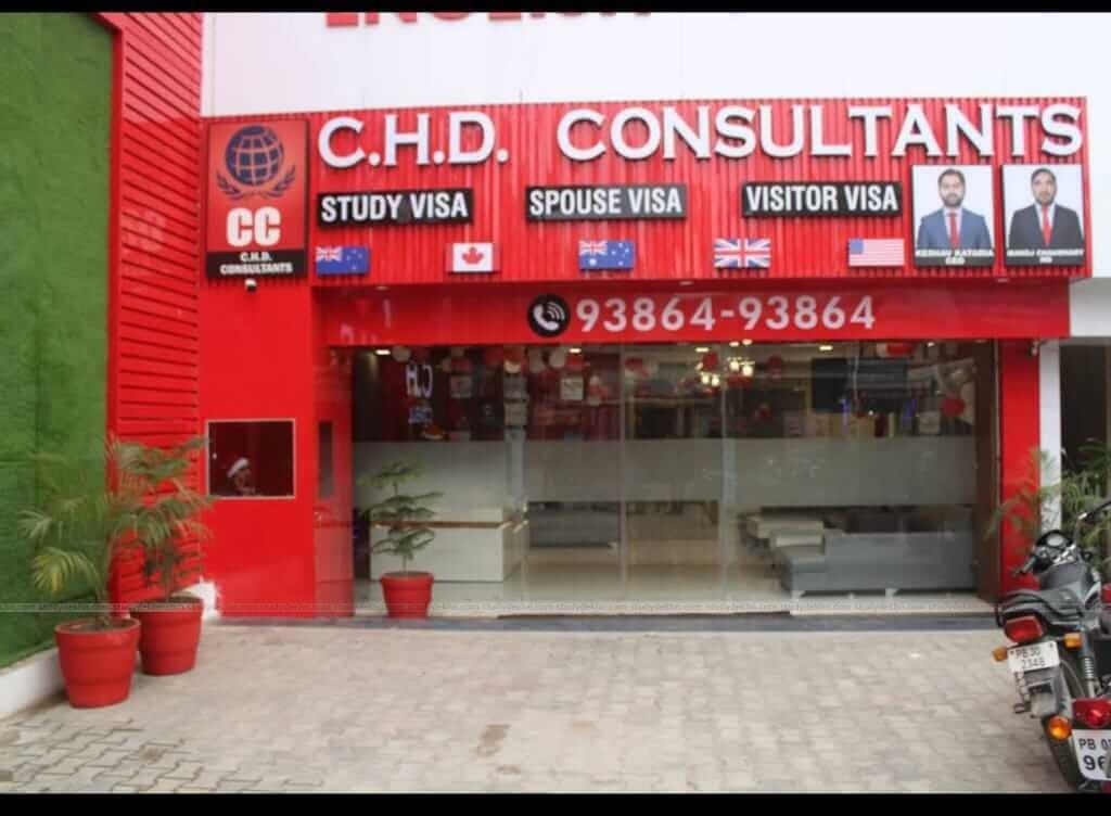 CHD CONSULTANTS - Study Visa Consultant Gallery