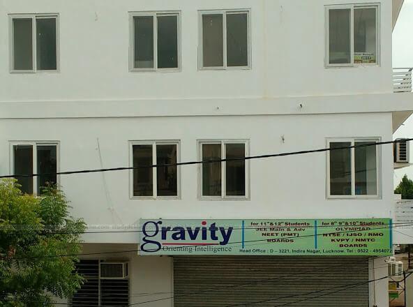 Gravity Orienting Intelligence Logo