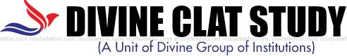 DIVINE CLAT STUDY Logo