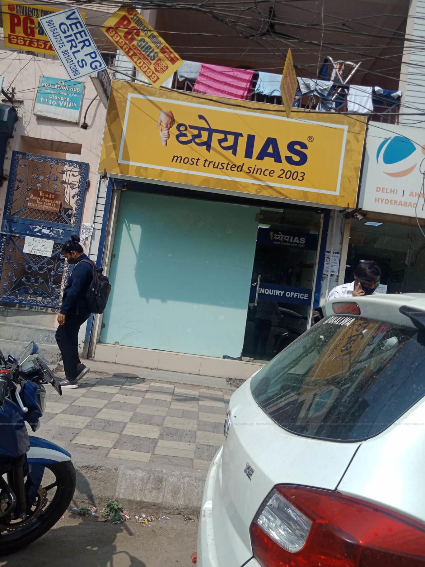 Dhyeya IAS Gallery