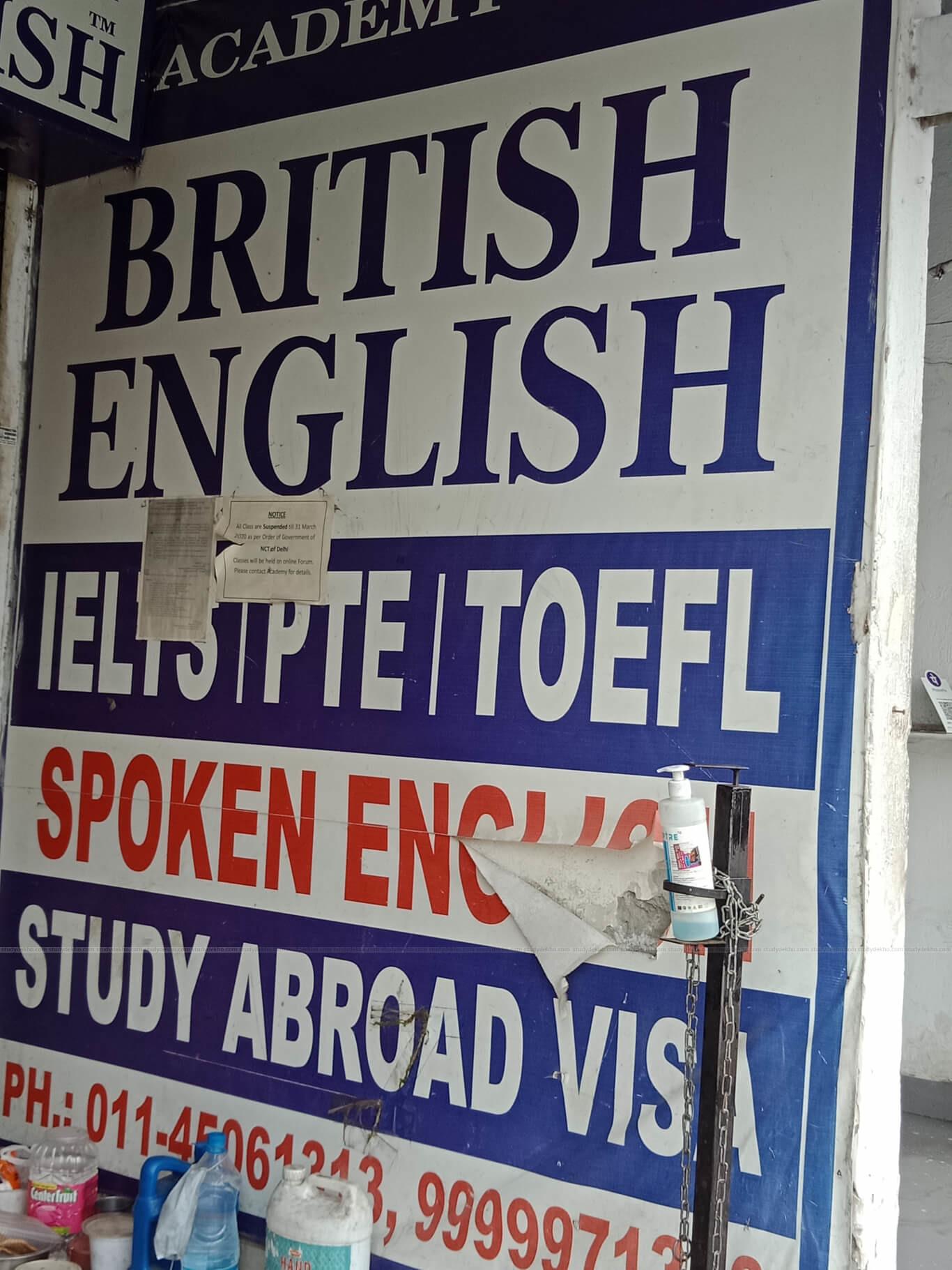 ACADEMY OF BRITISH ENGLISH Gallery