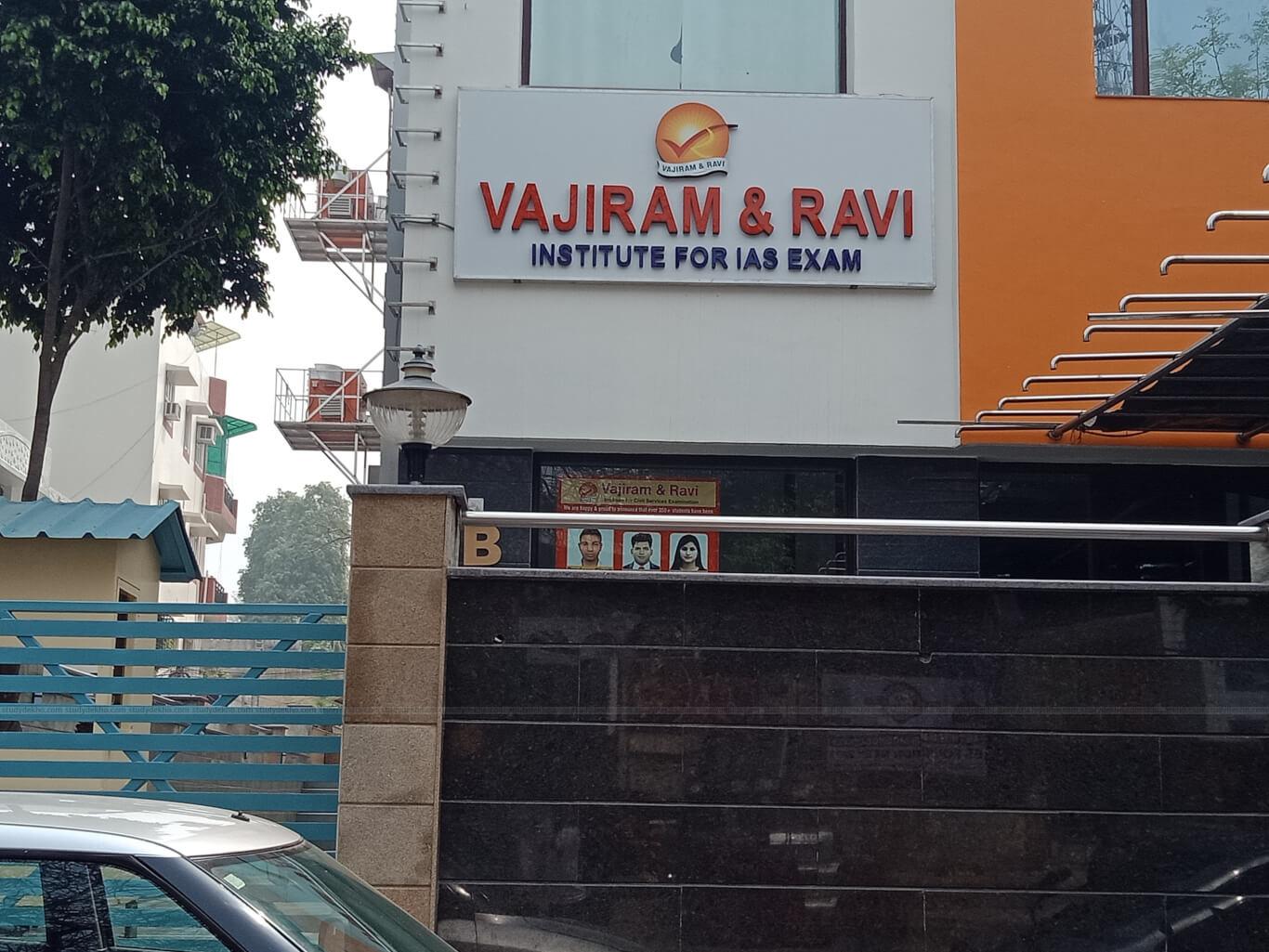 Vajiram And Ravi IAS Institute Gallery