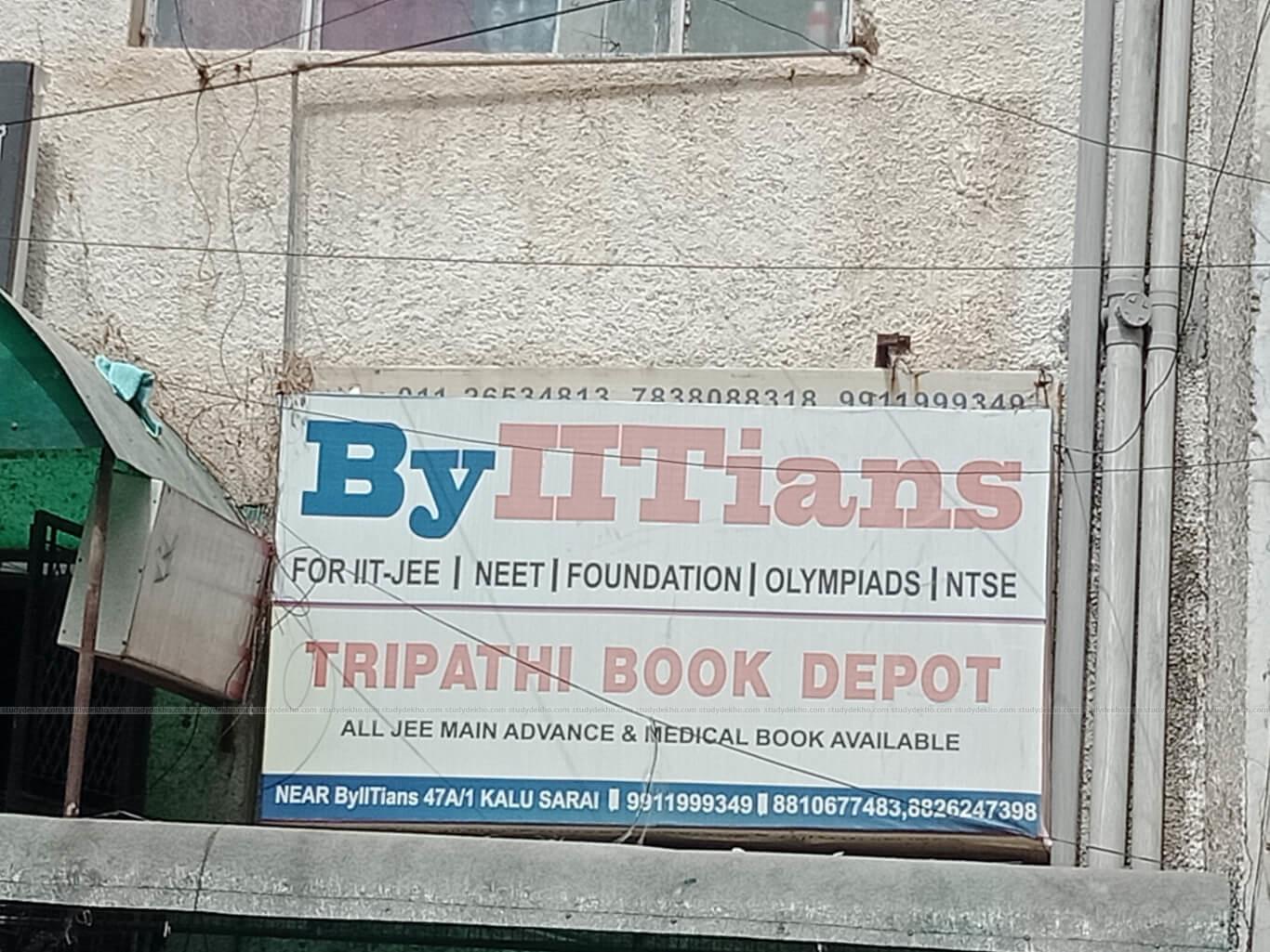 ByIITians Logo