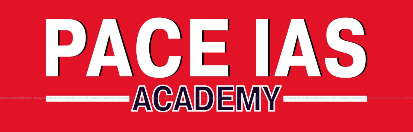 PACE IAS ACADEMY Logo