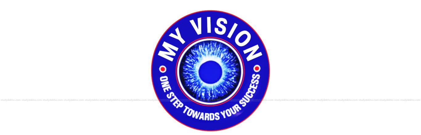 MY VISION Logo