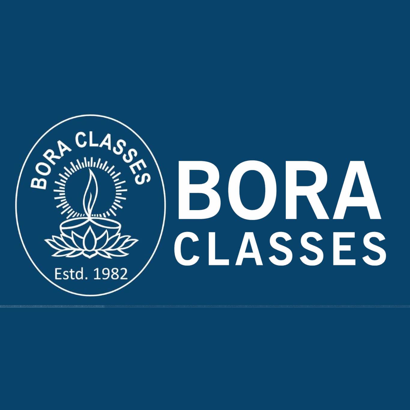 Bora Classes Logo