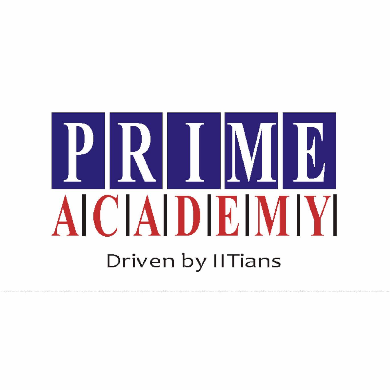Prime Academy Logo