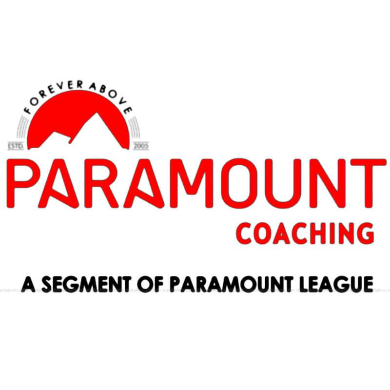 Paramount Coaching Centre Logo