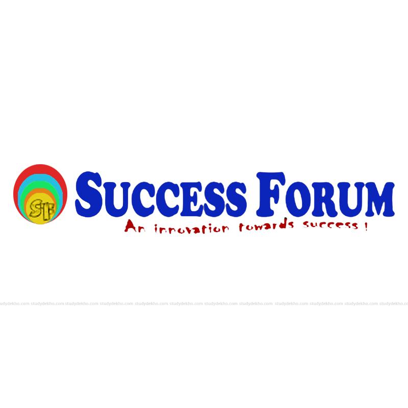 SUCCESS FORUM Logo
