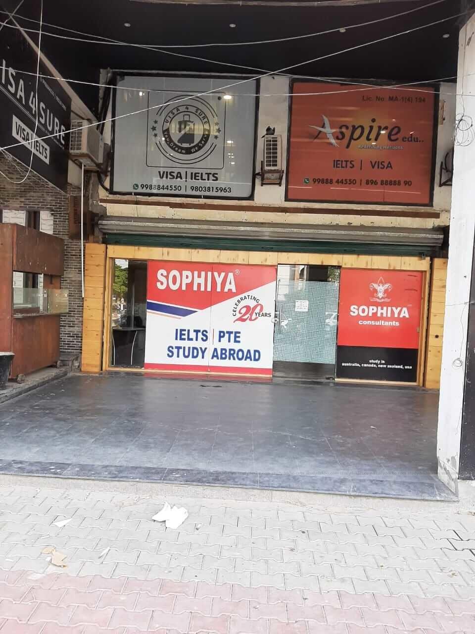 Sophiya Consultants Logo