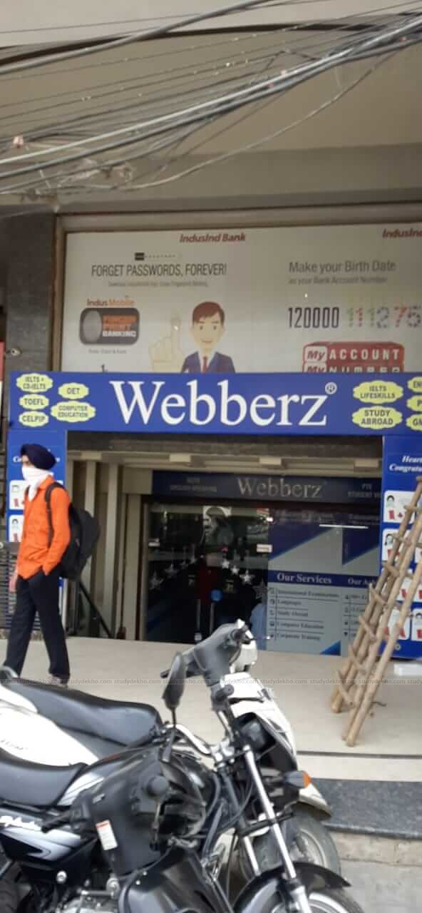 Webberz Logo