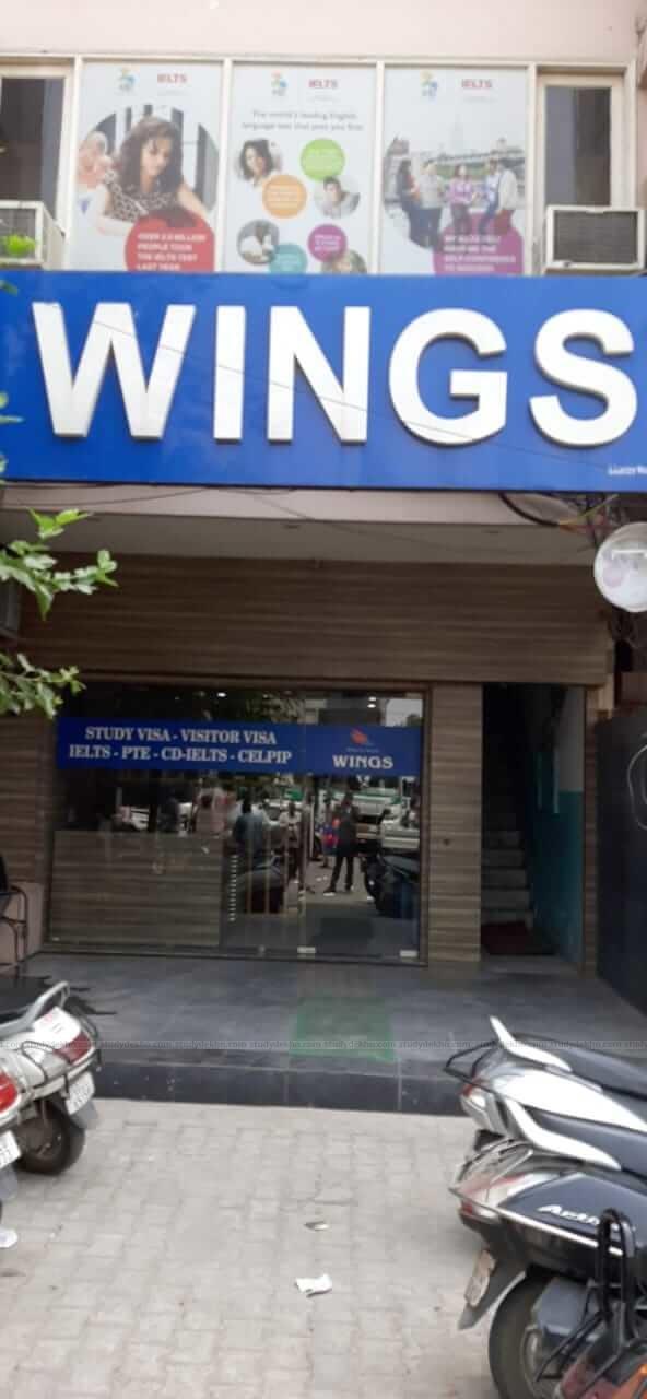 Wings Learning Hub Logo