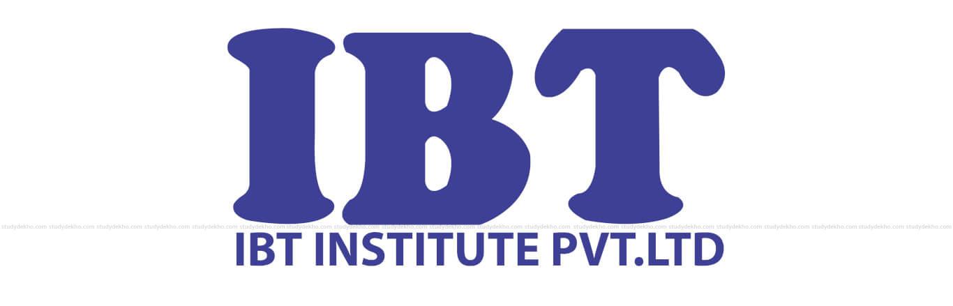 IBT INSTITUTE Logo