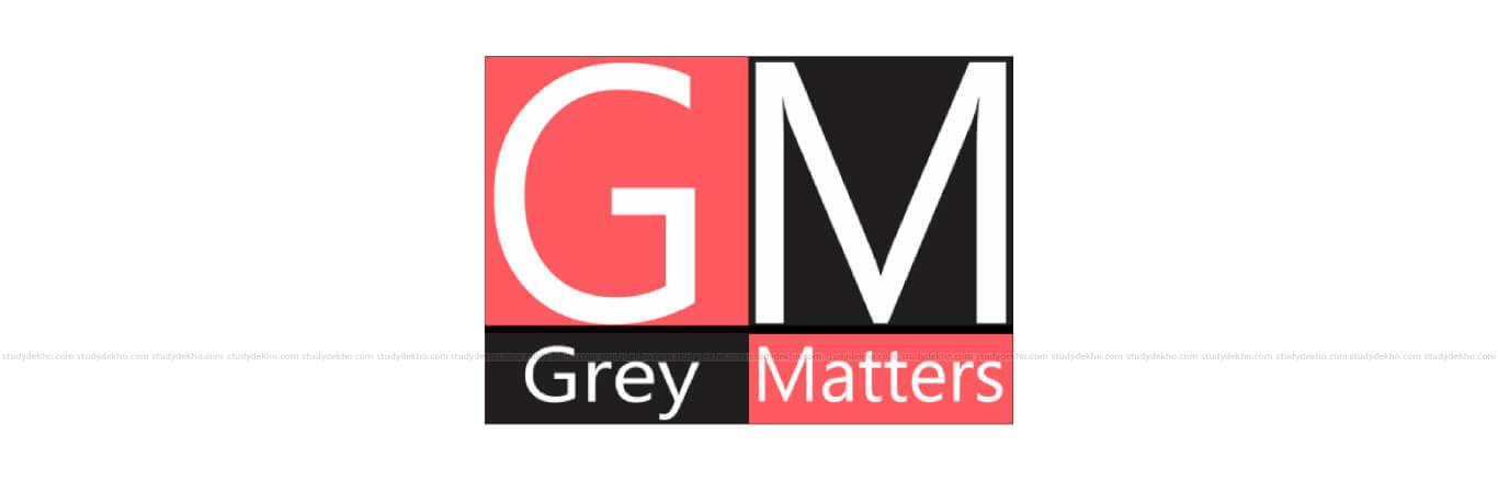 GREY MATTERS Logo