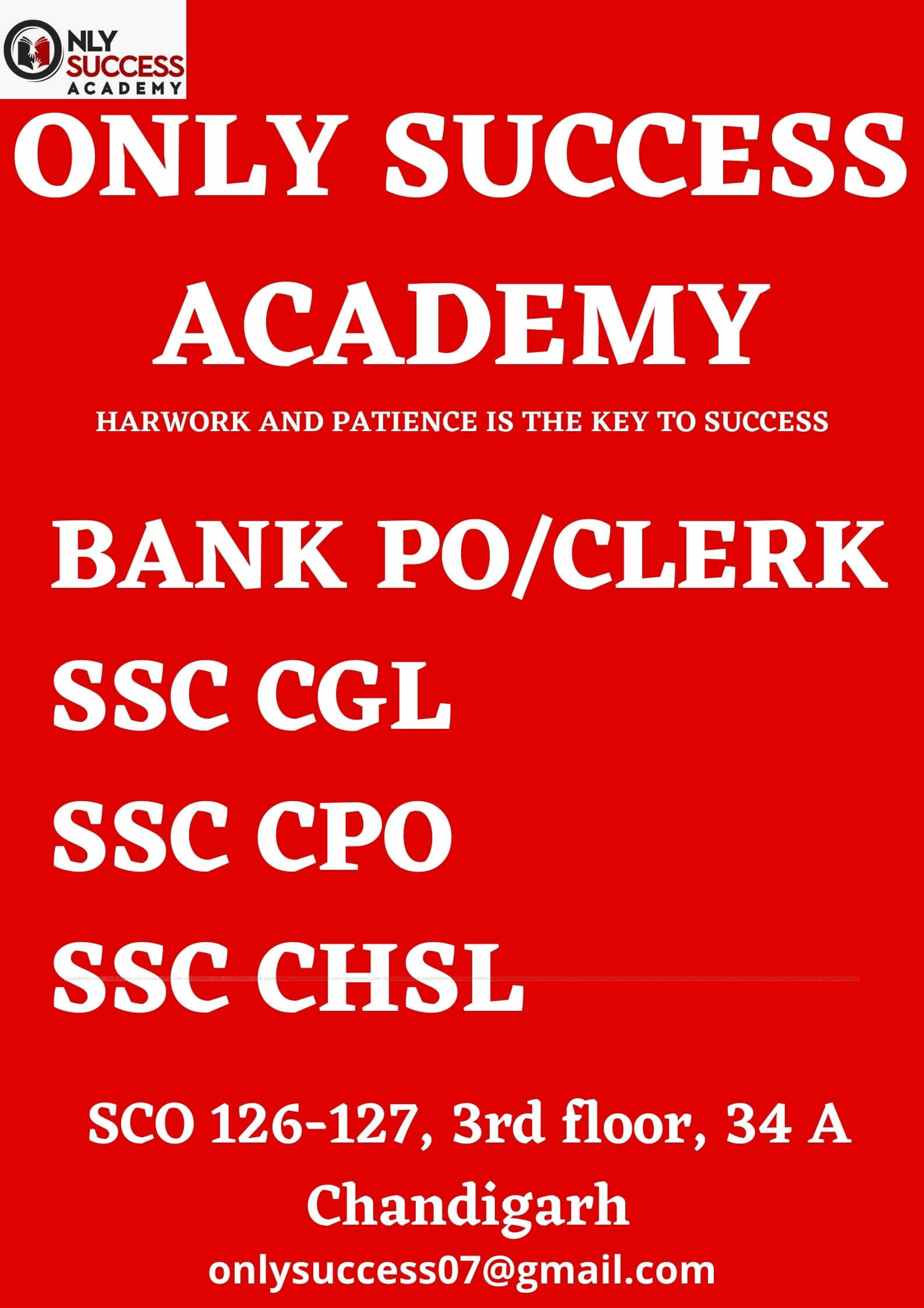 Only Success Academy Logo