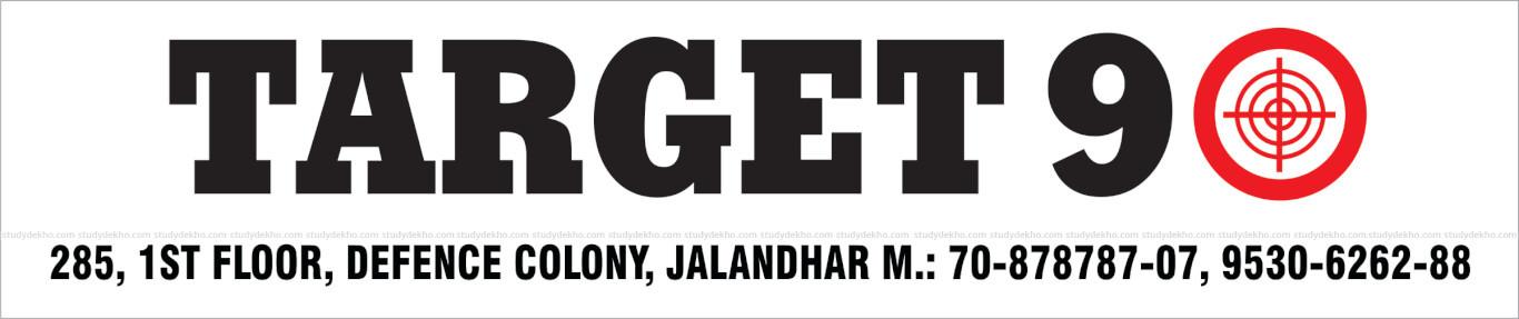 TARGET 9 Logo