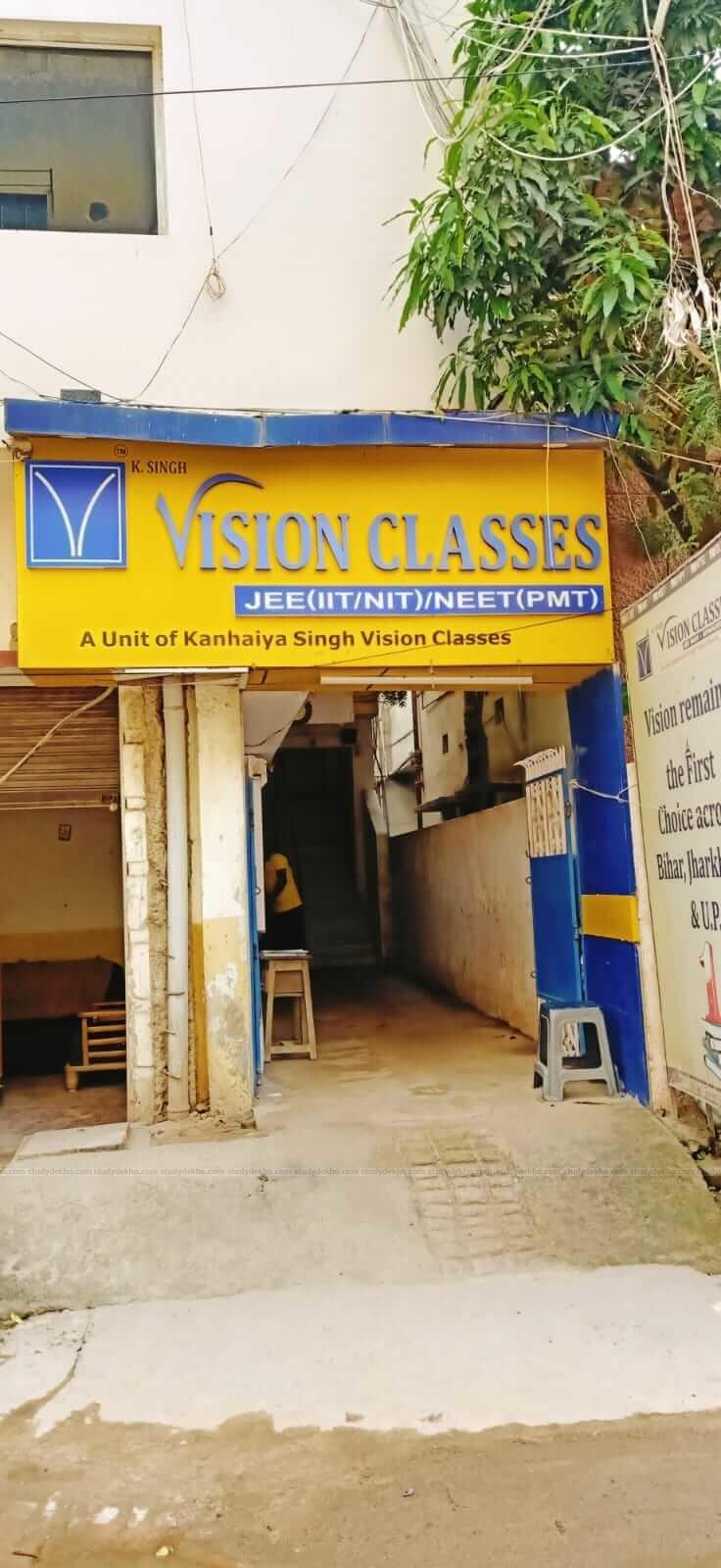 K.Singh Vision Classes Gallery