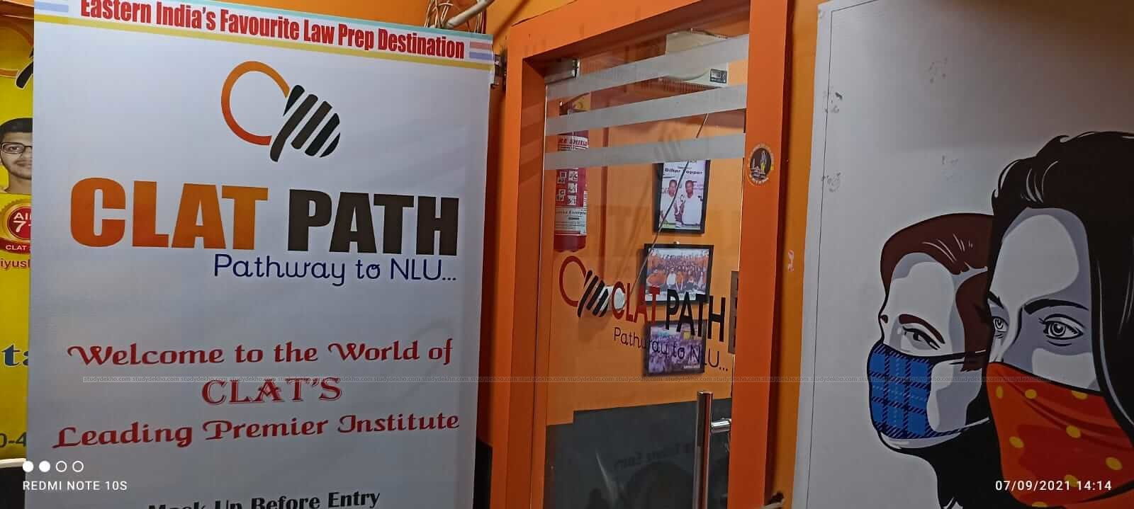 Clat Path Gallery