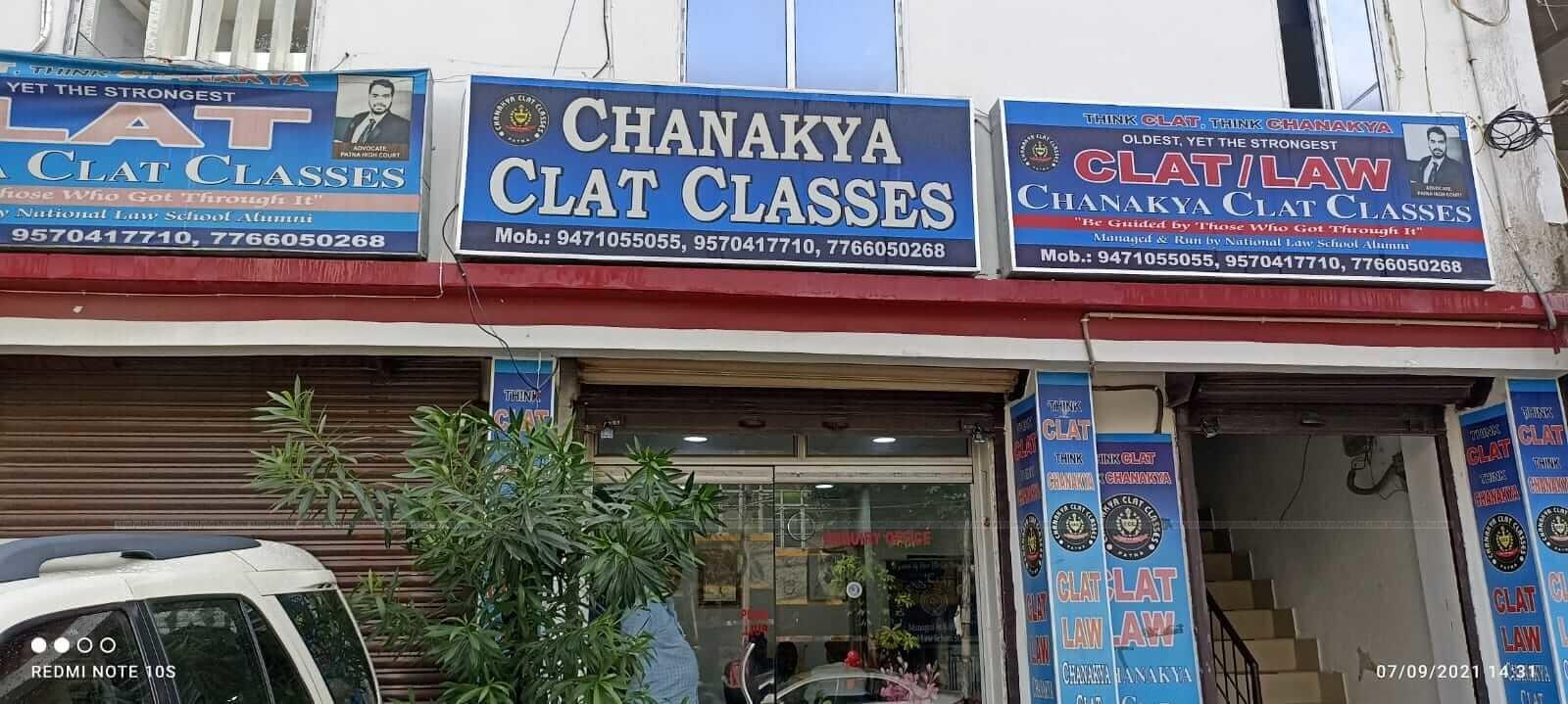 Chanakya Clat Classes Gallery